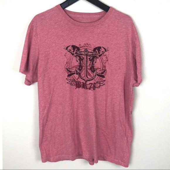 ee53aa90ea1e Banana Republic Shirts | Mens Space Dyed Graphic Tee | Poshmark